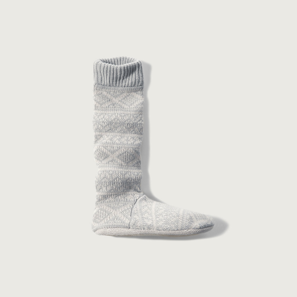 Patterned Slipper Socks