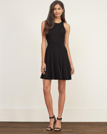ANF Racerback Skater Dress