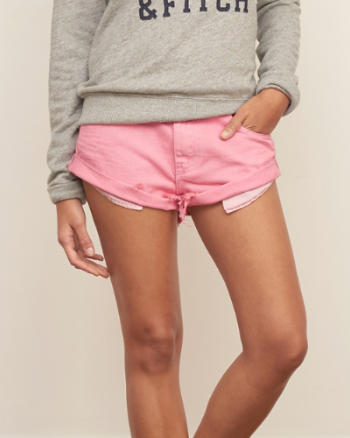 Womens One Teaspoon Bandits Shorts