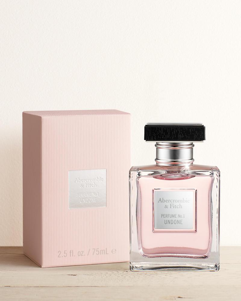 99167ff60 Mujer Perfume No. 1 Undone | Mujer Fragancias | Abercrombie.com