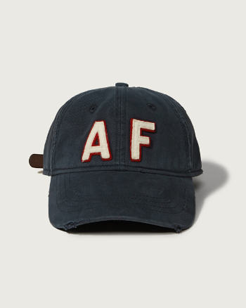 Mens Applique Logo Cap