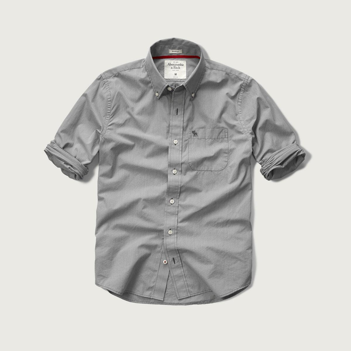 Bengal Stripe Poplin Pocket Shirt