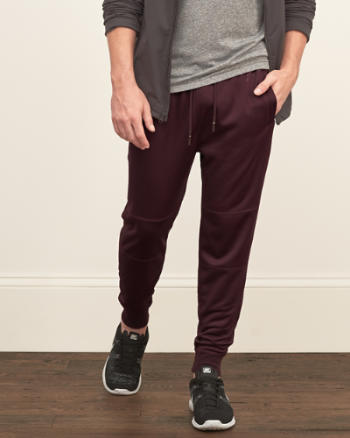 Mens Logo Active Joggers