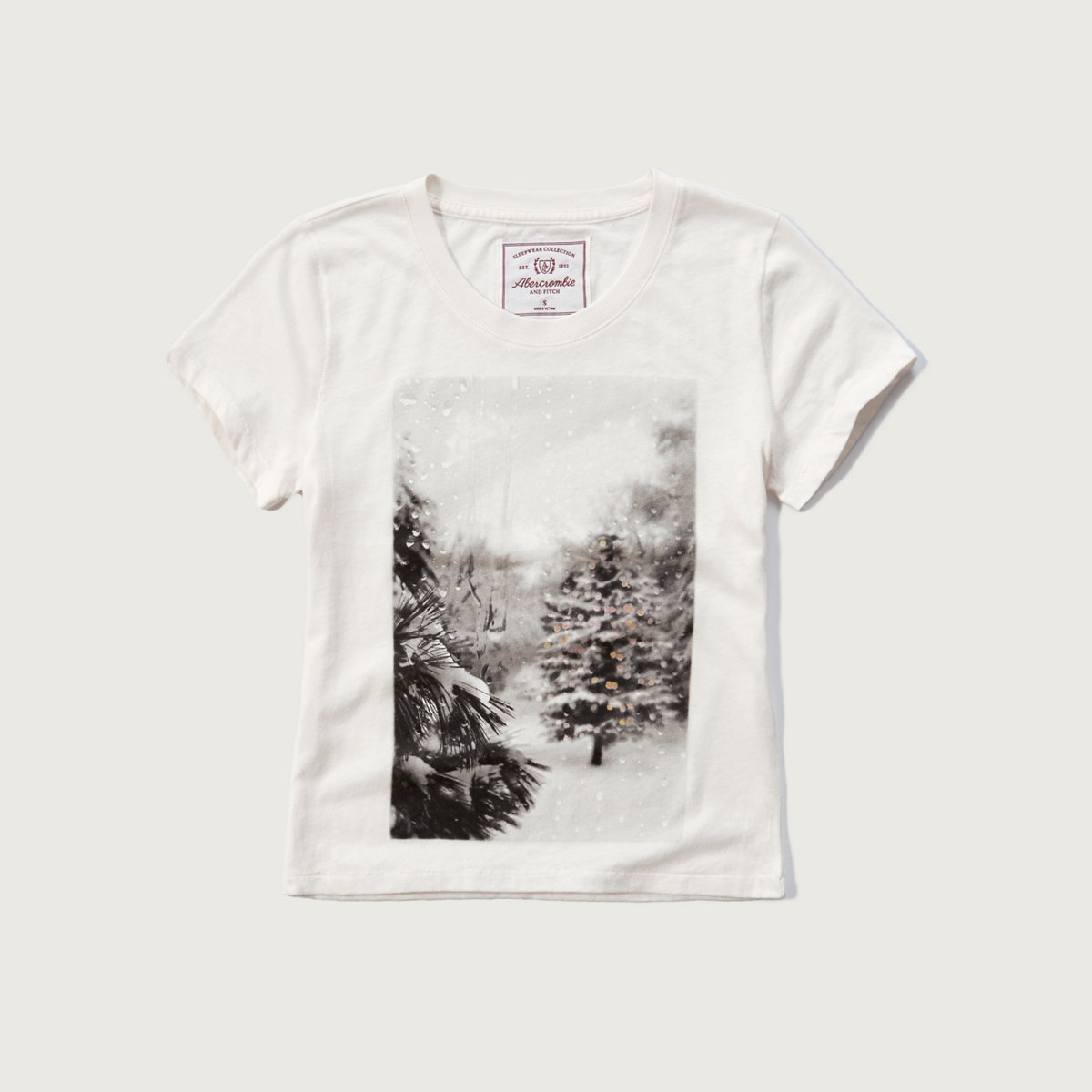 Snow Graphic Tee