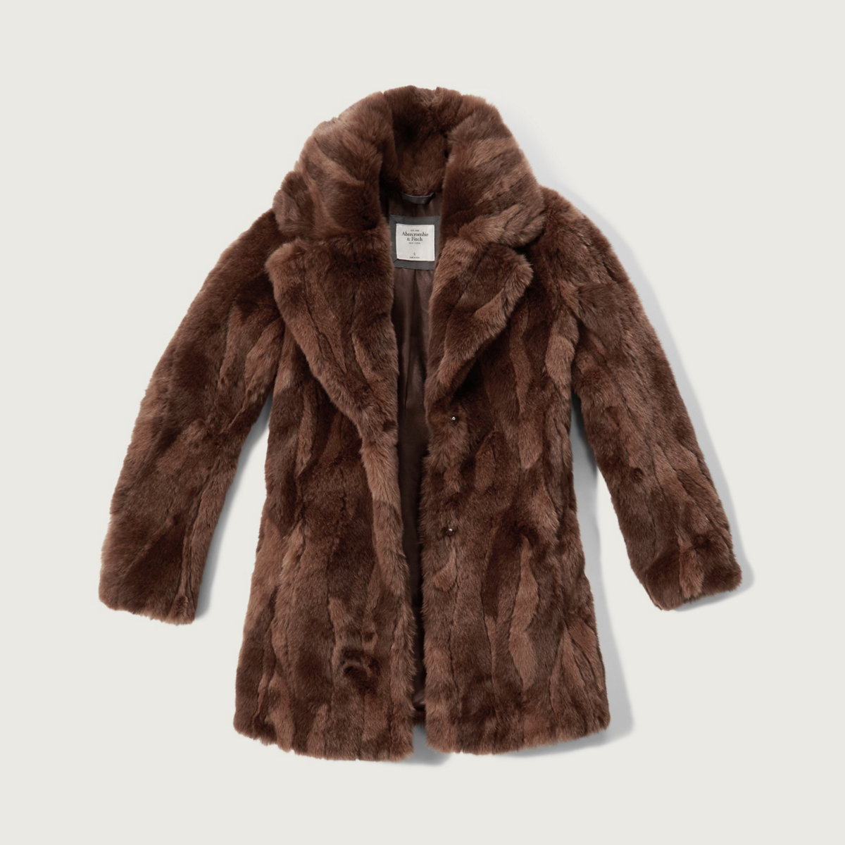 Long Faux Fur Jacket