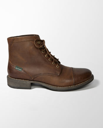 Mens Eastland High Fidelity Cap Toe Boots