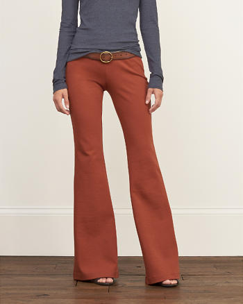 ANF Ponte Flare Pant