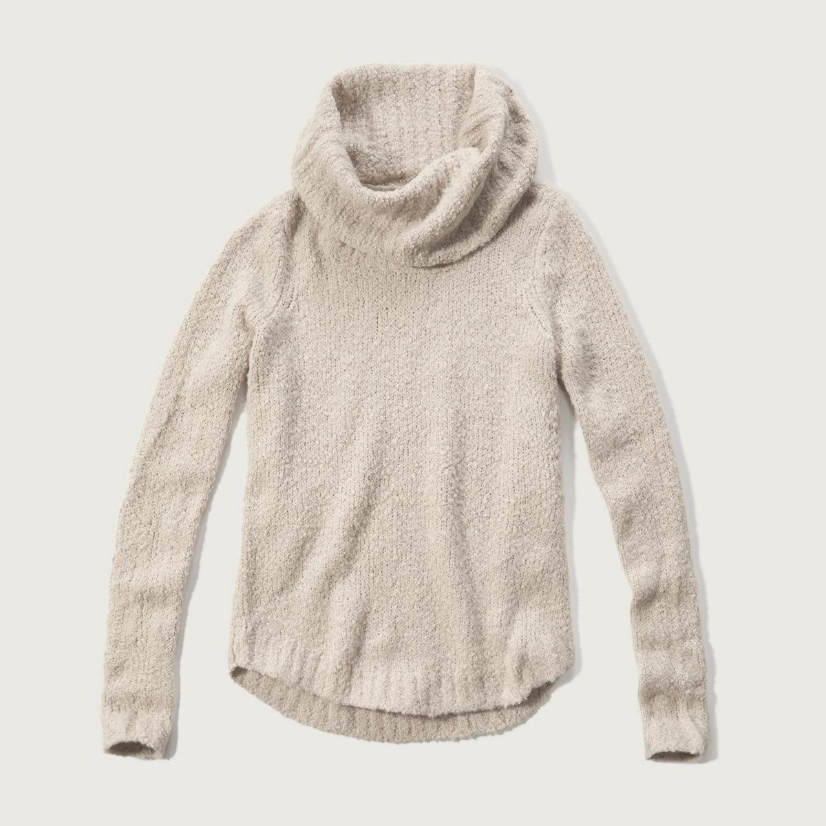 Yarn-dyed Turtleneck Sweater