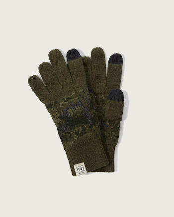 Mens A&F Tech Gloves