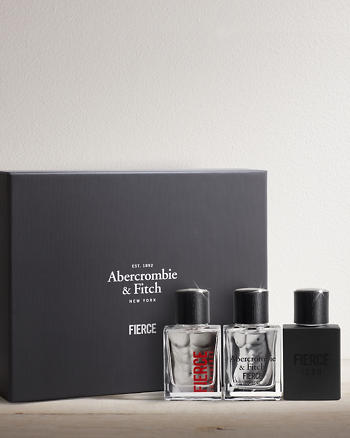 ANF Fierce Collection Gift Set