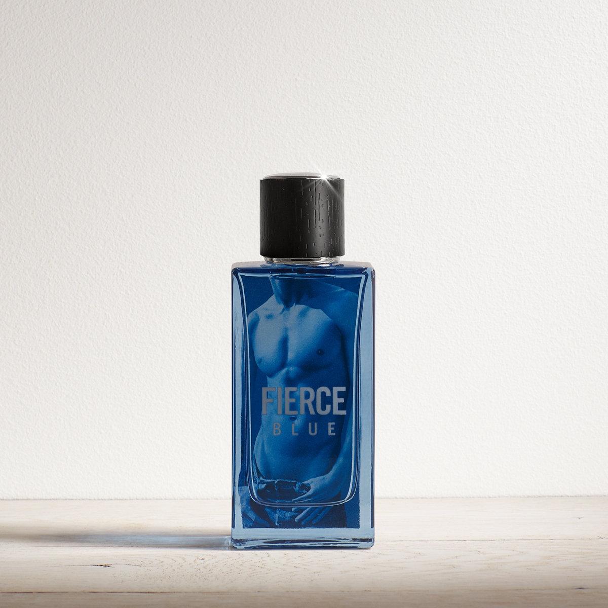 Fierce Blue Cologne