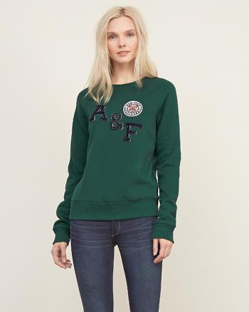 ANF Applique Logo Sweatshirt