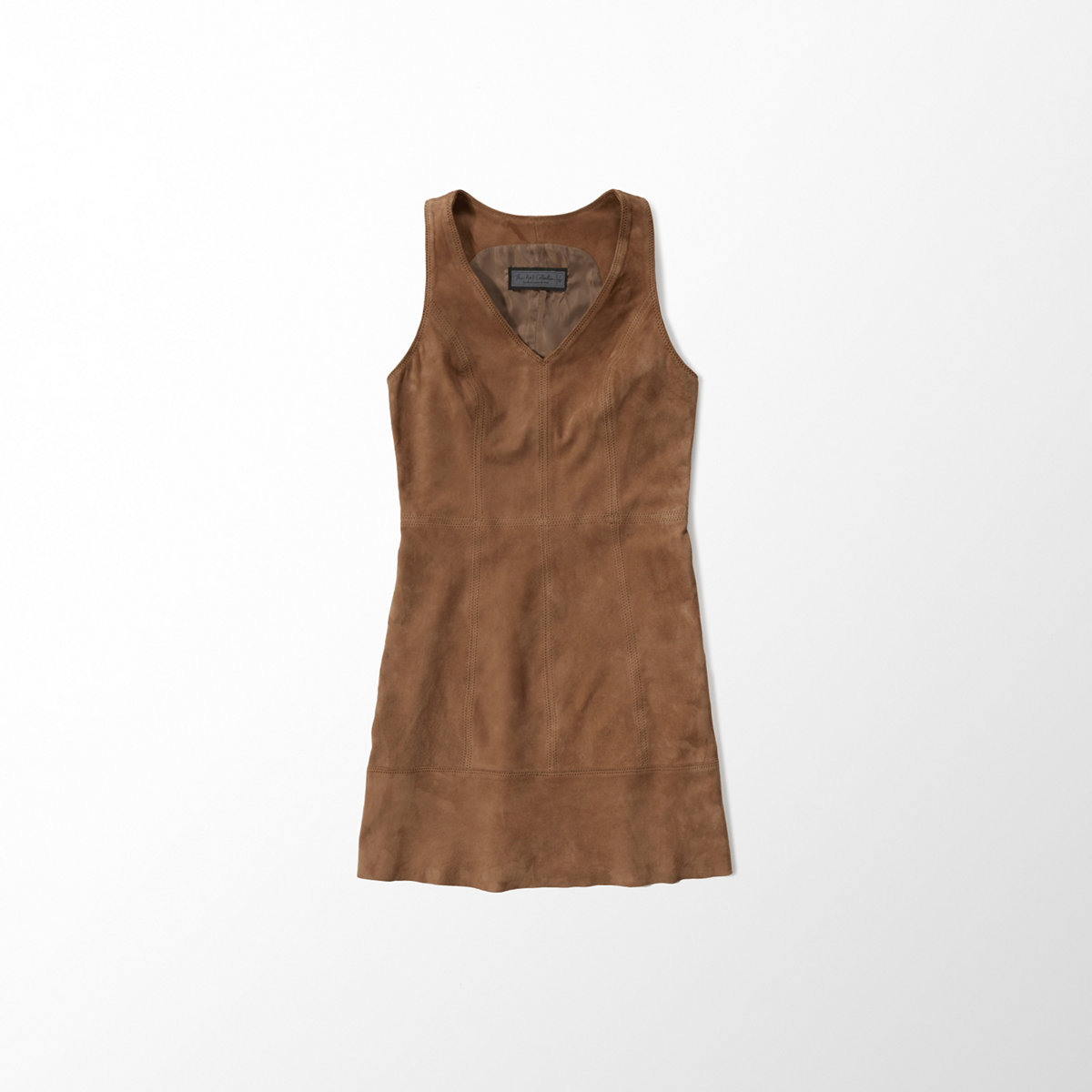 A&F Collection Suede A-line Dress