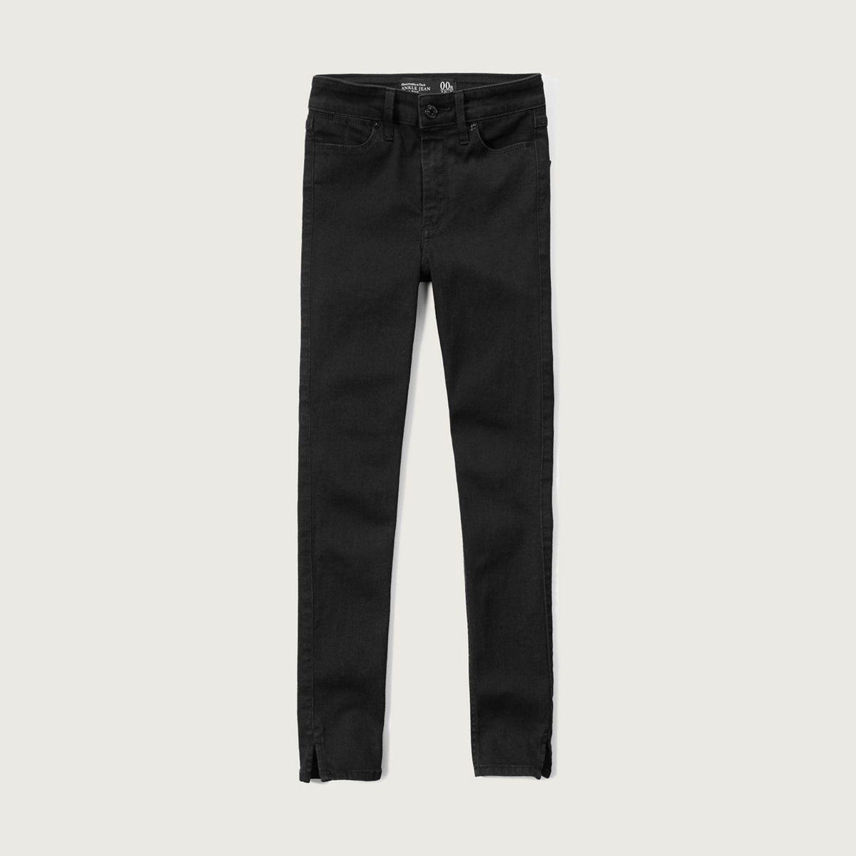 High Rise Ankle Super Skinny Jeans