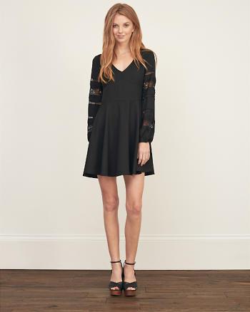 ANF Slimwaist Dress