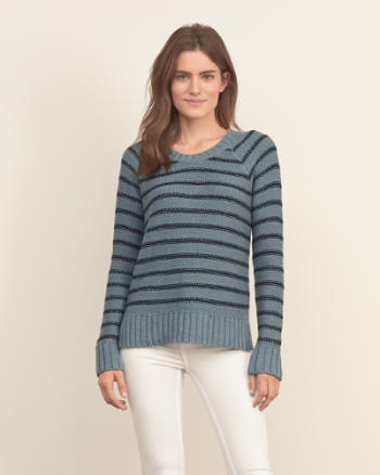 Womens Easy Crew Sweater
