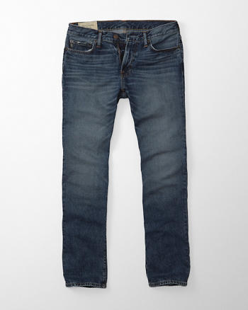 ANF Classic Straight Jeans