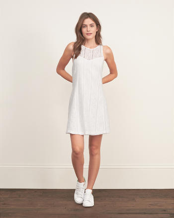 ANF Lace Swing Dress