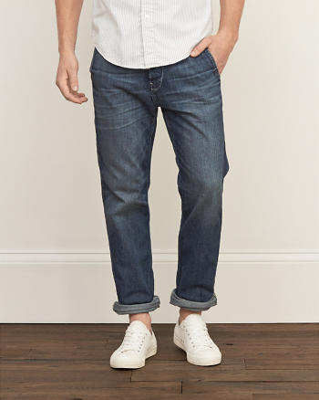 ANF Classic Straight Workwear Jeans