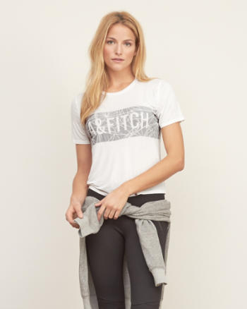 Womens Sporty Boy Tee