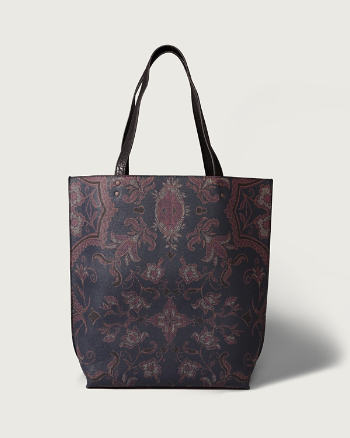 Womens Reversible Tote