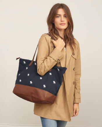 Womens Iconic Tote