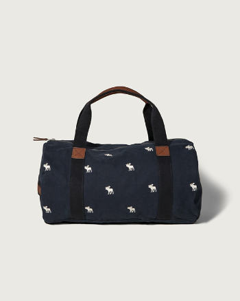 ANF Iconic Moose Duffel