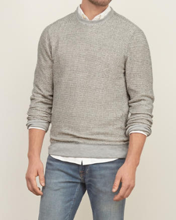 Mens Ezra Fitch Crew Sweatshirt