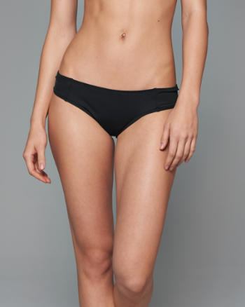 Womens Cheeky Fit Swim Bottom