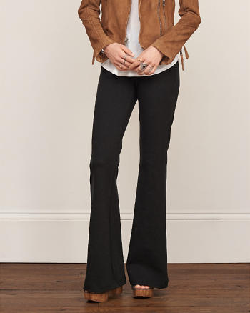 ANF A&F Flare Pants