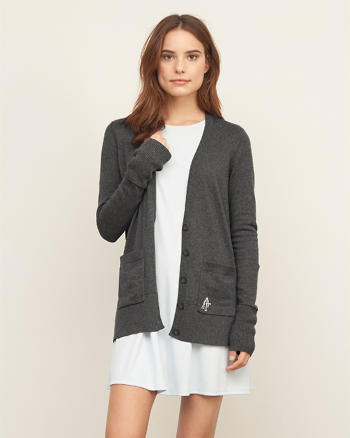 ANF Easy Boyfriend Cardigan