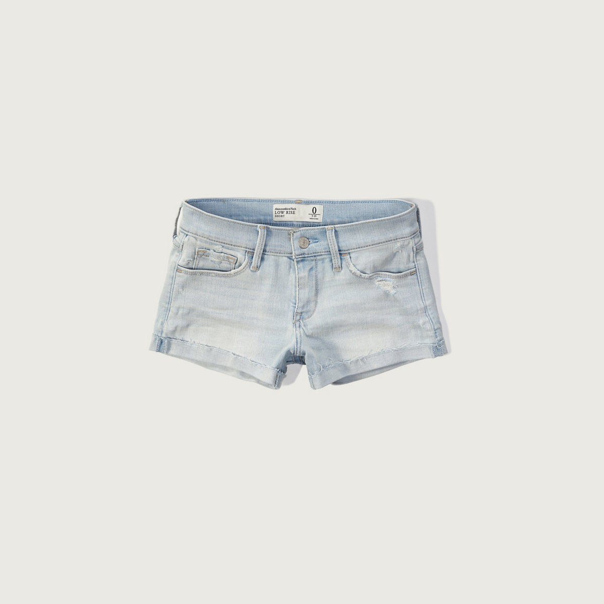 Low Rise 2 Inch Shorts