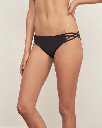 ANF Strappy Side Bikini Bottom