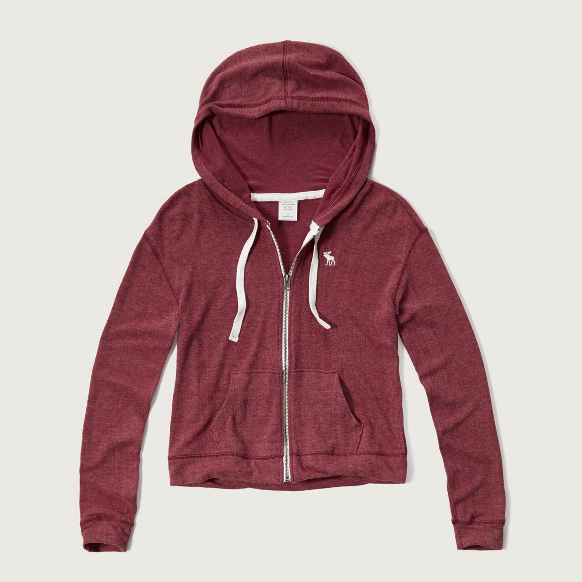 Iconic Full-zip hoodie