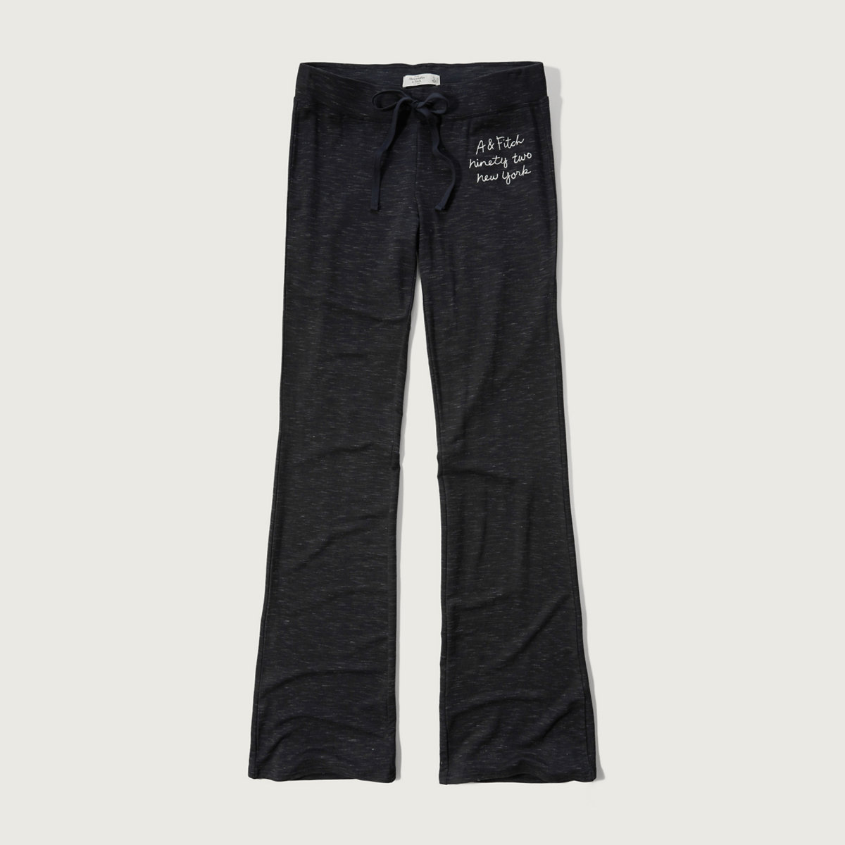 A&F Flare Graphic Sweatpants