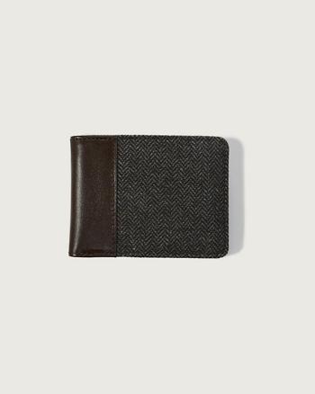 ANF Contrast Billfold Wallet