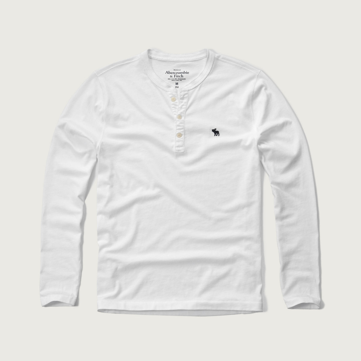 Iconic Jersey Henley