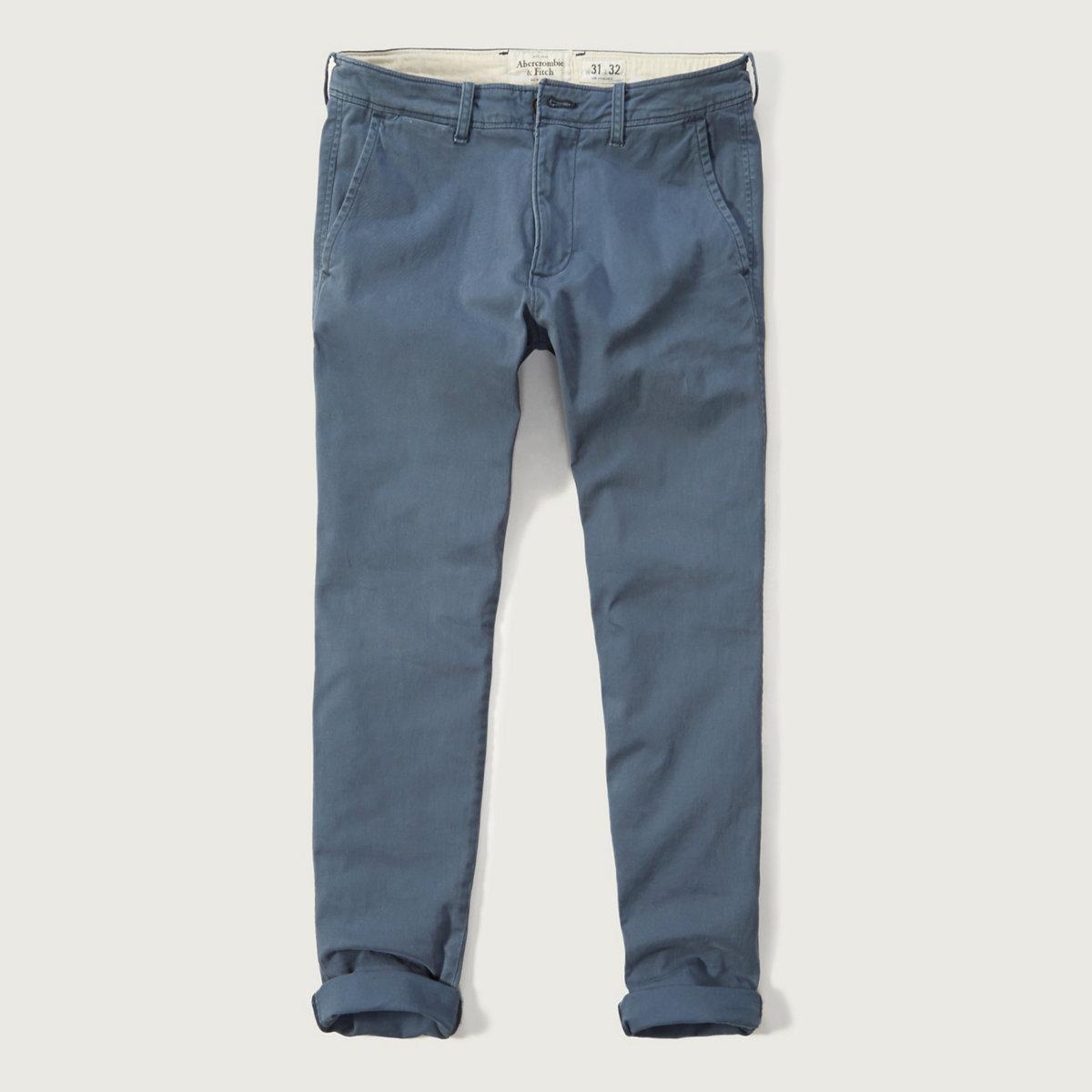 Super Skinny Chino Pants