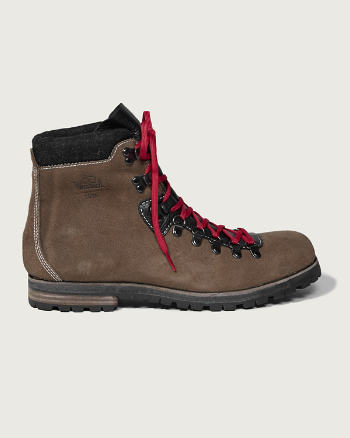 ANF Woolrich Packer Boot