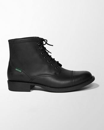 ANF Eastland High Fidelity Cap Toe Boots