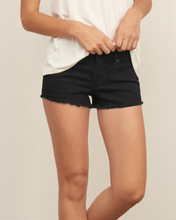 Womens Low Rise 2 Inch Shorts