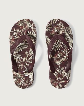 ANF Rubber Flip Flops