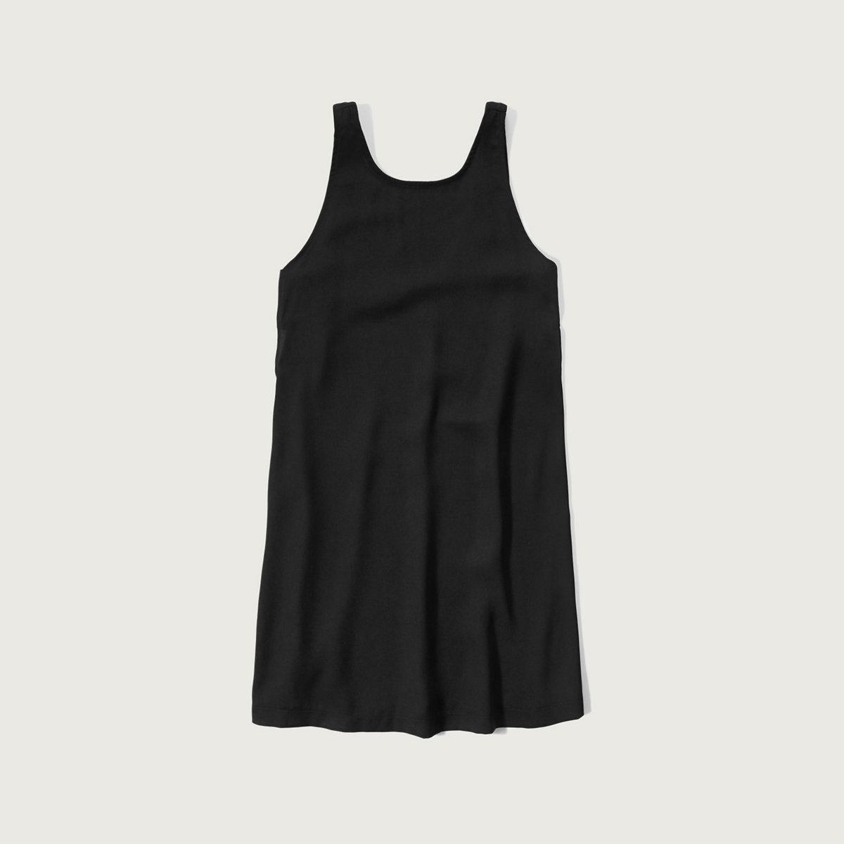 Side Cutout Shift Dress