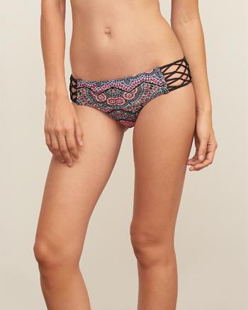 ANF Macrame Cheeky Bikini Bottom