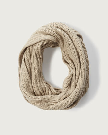 ANF Ribbed Snood