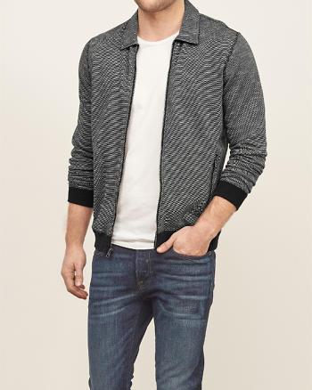 ANF Pique Shirt Jacket