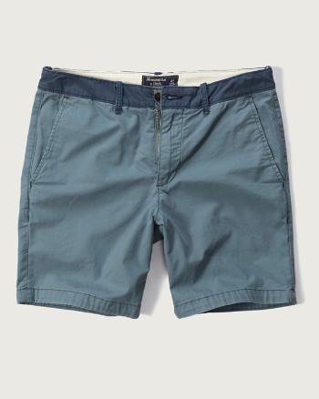 ANF A&F Preppy Fit Shorts