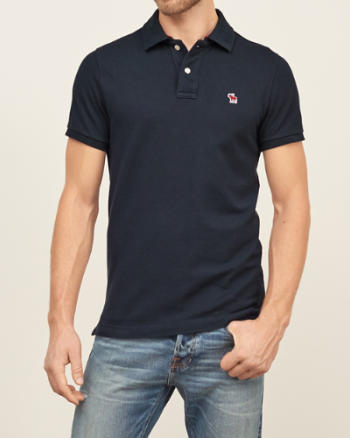 Mens New Icon Polo