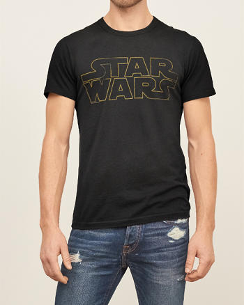 ANF Star Wars Graphic Tee