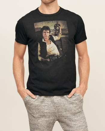Mens Star Wars Graphic Tee